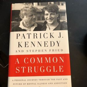 Book by Patrick J Kennedy called Common Struggle